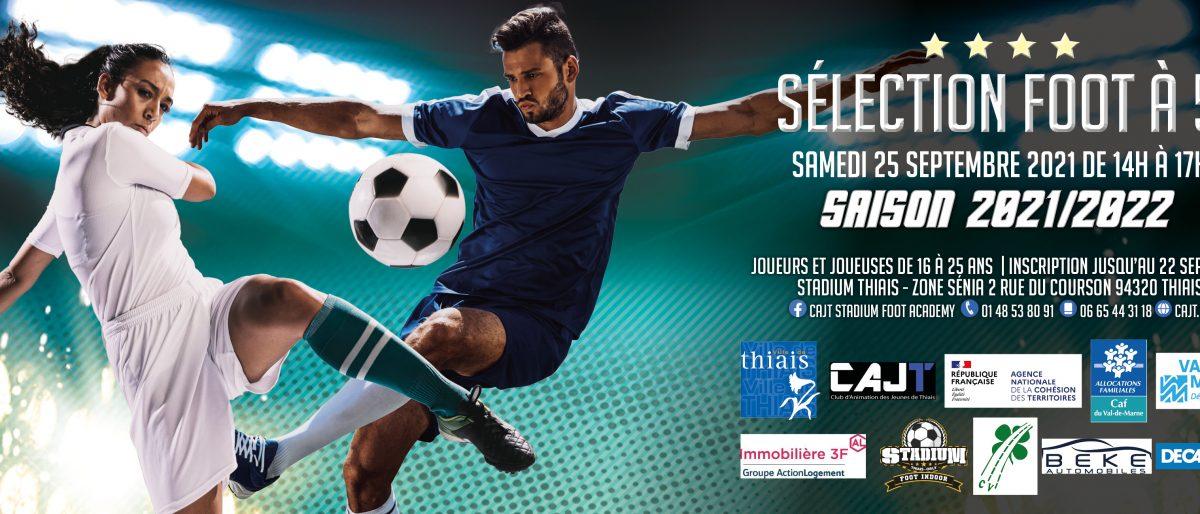 Permalien vers:CAJT Stadium Foot Academy 2021/2022